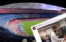 Piłkarze Barcelony głosują w referendum. Wśród nich między innymi Pique i Puyol!