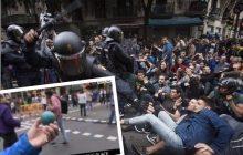 Hiszpania: manifestacje i brutalne starcia podczas referendum w Katalonii. Policja użyła gumowych kul [WIDEO]