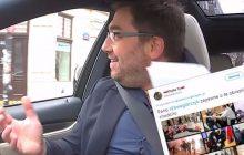 Dziennikarz porównał zamieszki w Katalonii do sytuacji w Polsce. Nie przewidział jednak interpretacji Internautów!