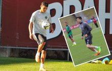 Synek kapitana PSG z koszulką... Roberta Lewandowskiego! To zdjęcie wzbudziło ogromne zainteresowanie!