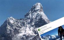 Jeden z najpopularniejszych szczytów w Himalajach zdobyty przez polskiego funkcjonariusza Straży Granicznej!