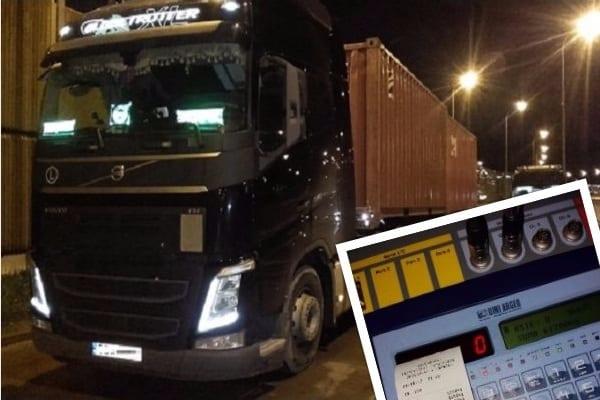Zaskakujące wyniki kontroli drogowej: pojazd był za ciężki o 27 ton! Inspektorzy nie mogli uwierzyć własnym oczom [FOTO]