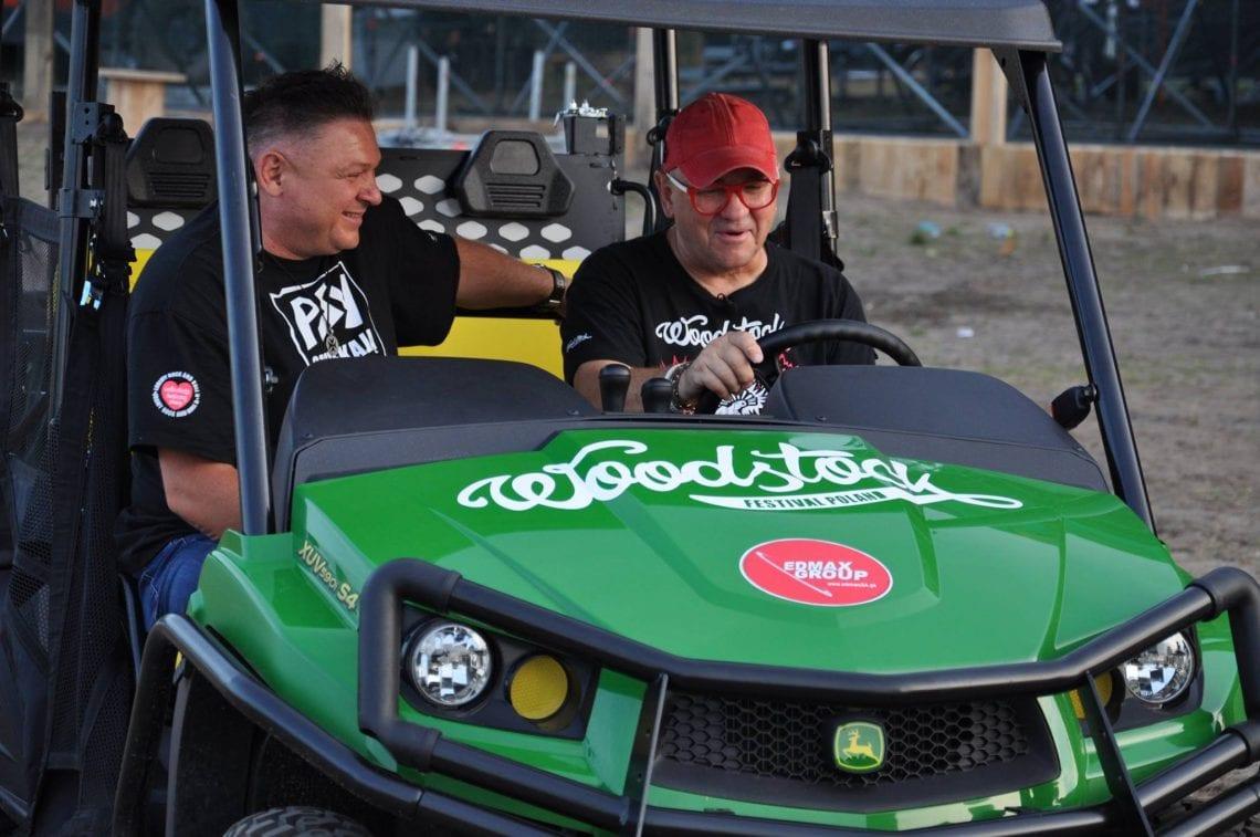 Gator - pojazd do zadań specjalnych podczas imprez i wydarzeń masowych