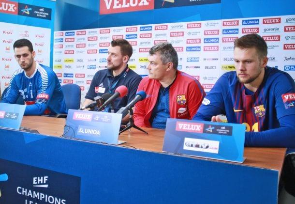 Komentarze po meczu ORLEN Wisły Płock z FC Barceloną Lassa