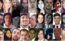 Amerykański dziennikarz podsumował liczę ofiar zamachów terrorystycznych we Francji.