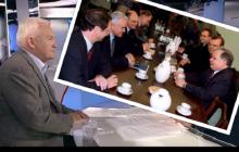 Tak kiedyś wyglądała współpraca rządu i opozycji. Leszek Miller opublikował zdjęcie sprzed lat.