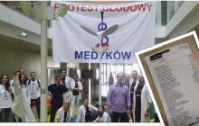 Ile zarabia lekarz w Polsce? Jeden z nich pokazał publicznie swój rachunek z wypłaty