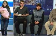 Kontrowersyjne reality show w ukraińskiej telewizji. Jego celem jest... ustalenie ojcostwa dziecka 12-letniej matki [WIDEO]