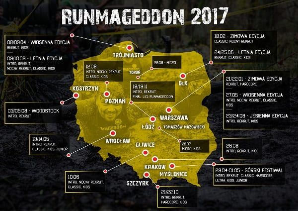 Samorządowcy na start! Pierwsze ekstremalne Mistrzostwa Polski Samorządowców w Runmageddonie
