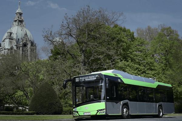 Solaris wygrał wielki przetarg. 150 polskich autobusów zasili komunikację miejską Wilna