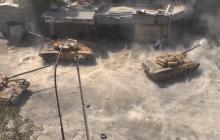 Wielki sukces w wojnie z dżihadystami! Stolica ISIS odbita z rąk bojowników [WIDEO]