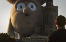 Gigantyczny świeżak atakuje Warszawę? Ten film podbił serca internautów!