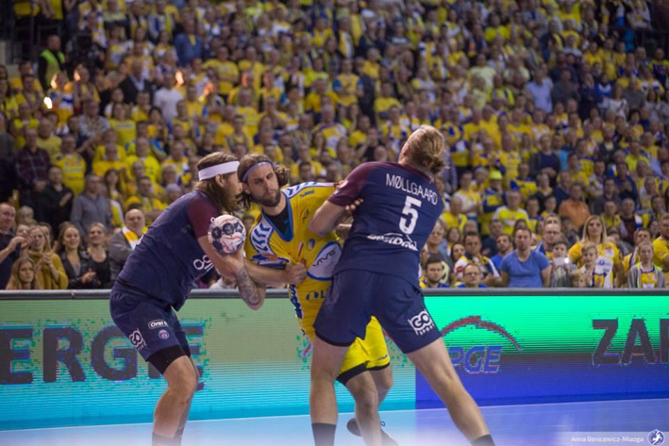 Liga Mistrzów: Minimalna przegrana PGE VIVE po pięknej walce z PSG