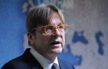 Poważne zarzuty pod adresem Guya Verhofstadta. Polityk był zamieszany w głośną aferę?