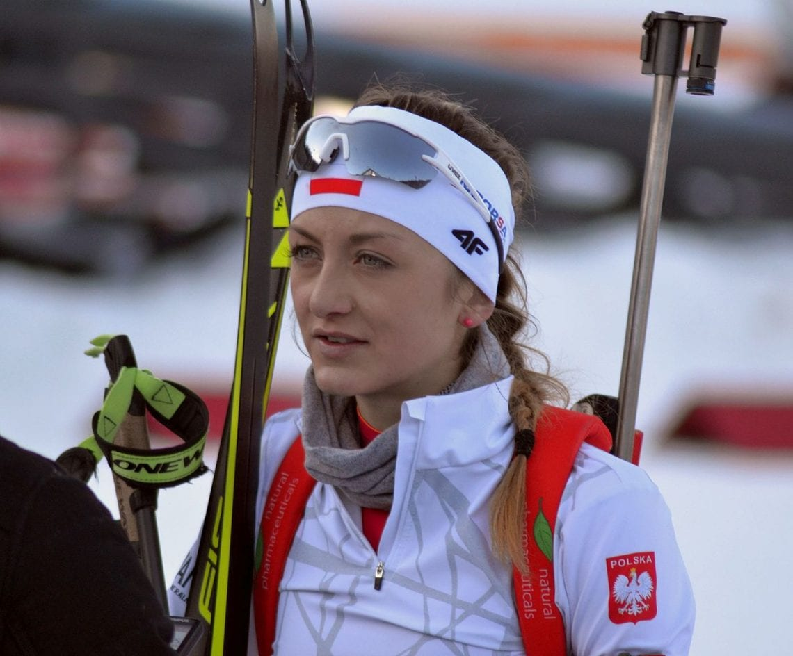 Monika Hojnisz szósta w Sjusjoen!