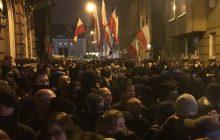 Narodowcy kontra antyfaszyści w Poznaniu