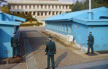 Lekarze komentują stan żołnierza, który uciekł z Korei Północnej.