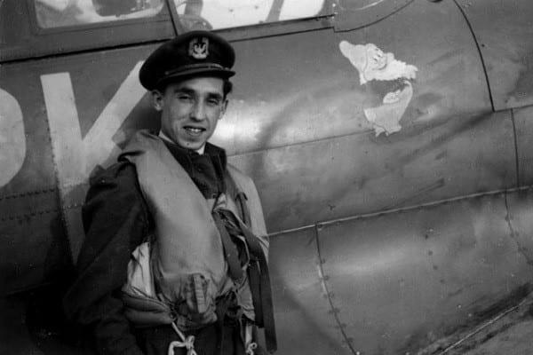 Nie żyje Franciszek Kornicki. Niedawno wygrał plebiscyt na stulecie RAF!