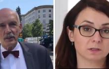 Kamila Gasiuk-Pihowicz powalczy o przewodnictwo w Nowoczesnej. Zaskakujący komentarz Janusza Korwin-Mikkego