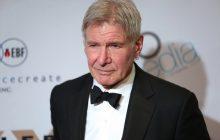 Harrison Ford lokalnym bohaterem. Uratował kobietę z płonącego samochodu!