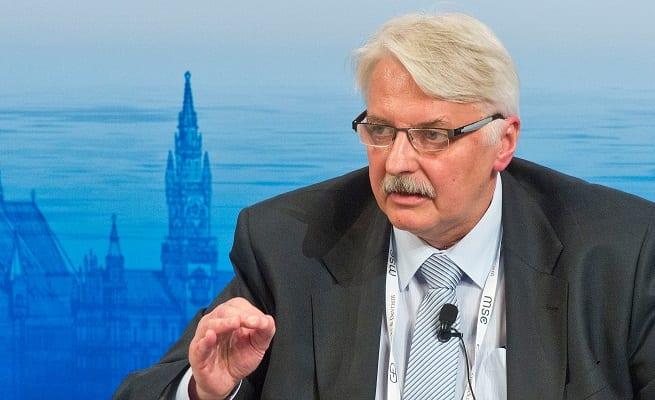 Witold Waszczykowski wywołał skandal na Ukrainie? Doniesienia polskiej dziennikarki ze Lwowa
