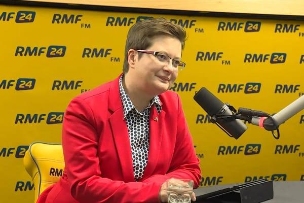 Katarzyna Lubnauer ostrzega Ryszarda Petru. Zabrała głos w sprawie jego nowej inicjatywy [WIDEO]