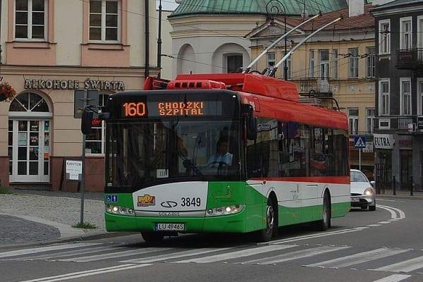 Lublin: Od nowego roku uczniowie pojadą autobusami komunikacji miejskiej za darmo!