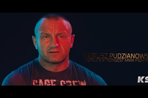 Mariusz Pudzianowski powalczy o pas wagi ciężkiej zwakowany przez