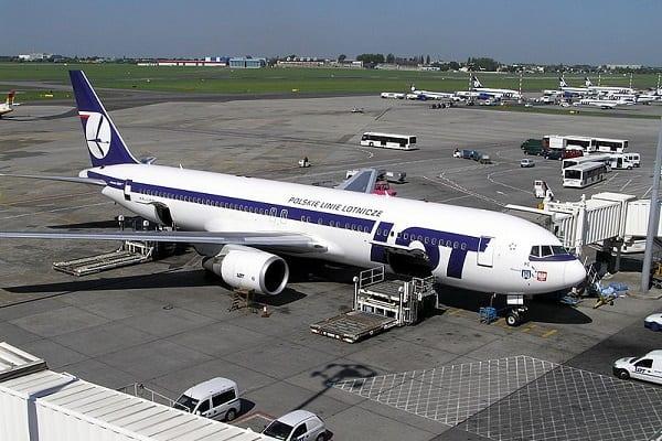 W Pendolino się nie udało, uda się w samolotach? LOT planuje wprowadzenie Wi-Fi na pokładzie!