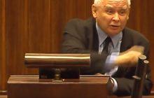 Pamiętacie sejmowe przemówienie Kaczyńskiego, które wywołało oburzenie opozycji? Stanowisko w tej sprawie zajęła prokuratura [WIDEO]