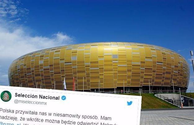 Taki wpis pojawił się na oficjalnym koncie reprezentacji Meksyku przed meczem z Polską. Rywale zachwyceni naszym krajem