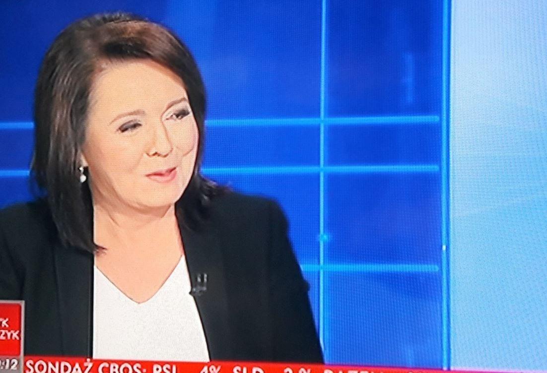 Jarosław Kaczyński udzielił wywiadu TVP. Internauci zażenowani zachowaniem dziennikarki, która rozmawiała z prezesem PiS.