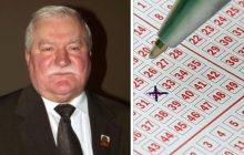 Patryk Jaki poprosił Lecha Wałęsę o podanie liczb do totolotka. Były prezydent się zgodził i... podał.