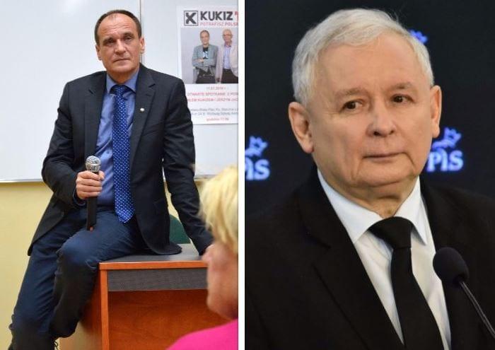 Paweł Kukiz ujawnił fragment prywatnej rozmowy z Jarosławem Kaczyńskim. Lider PiS w roli pocieszyciela