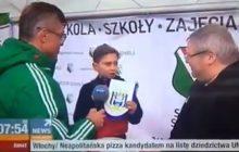 Młody piłkarz Anderlechtu Bruksela zapytany o Łukasza Teodorczyka. Polscy kibice mogą być zaskoczeni jego szczerą odpowiedzią [WIDEO]