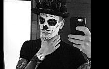 Arkadiusz Milik wstawił zdjęcie z Halloween i... naraził się polskim kibicom?