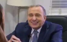 Grzegorz Schetyna zadrwił z Ryszarda Petru? Na pytanie, czy zaprosiłby go do swojej partii, odpowiedział w ten sposób [WIDEO]
