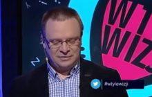 Łukasz Warzecha przerywa milczenie. Zabrał głos po raz pierwszy od zawieszenia go przez TVP. Naraził się