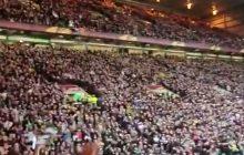 Na boisku przegrali, ale na trybunach zrobili prawdziwe show. Kibice Celticu Glasgow pokazali swoje umiejętności wokalne podczas meczu Ligi Mistrzów! [WIDEO]