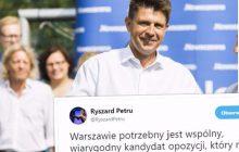 Ryszard Petru sprofanował pamięć o jednej z największych bitew w historii Polski? Chodzi o ten wpis na Twitterze