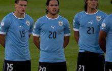Piłkarze reprezentacji Urugwaju odbyli pierwszy trening przed meczem z Polską. Wcześniejsze zajęcia musieli odwołać z nietypowego powodu
