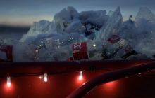 Znana reklama Coca-Coli sparodiowana przez Greenpeace. Organizacja chciała zwrócić uwagę na ważny problem! [WIDEO]