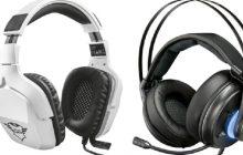 Creon i Dion – nowe, wibrujące słuchawki Trust Gaming