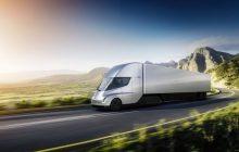 Tesla prezentuje ciężarówkę i auto sportowe. Wyglądają jak z kosmosu! [FOTO+WIDEO]