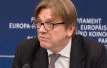 Guy Verhofstadt będzie musiał przeprosić Polaków na forum PE?