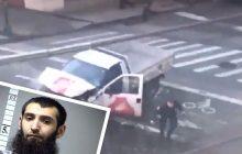 Zamach w Nowym Jorku: media ujawniły tożsamość sprawcy