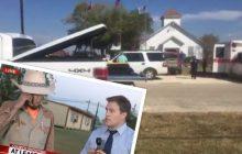 Nowe fakty o strzelaninie w Teksasie: Mężczyzna opowiedział o pogoni za napastnikiem. Gdyby nie on, ofiar byłoby więcej [WIDEO]