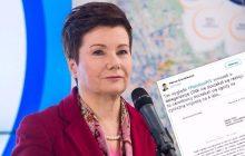 Hanna Gronkiewicz-Waltz domaga się delegalizacji ONR. Taki list wysłała do Ministerstwa Sprawiedliwości