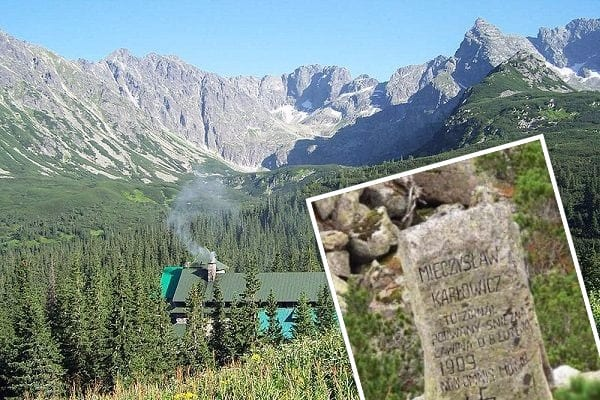 """Kilka słów o """"krzyżyku niespodzianym"""" czyli skąd swastyka w Tatrach?"""