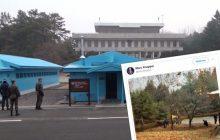 Ucieczka żołnierza z Korei Północnej. Władze wyciągają konsekwencje wobec strażników, na granicy ruszyła budowa okopów [FOTO]